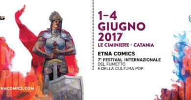 Etna Comics: Festival da record