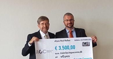 Progetto vEyes: un docente trecastagnese vuole ridare la vista